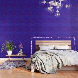 Shagreen Purple Berry Wallpaper
