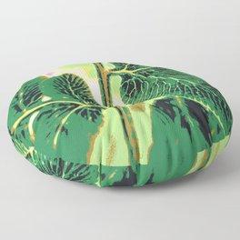 party fern Floor Pillow