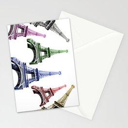 Eiffel Tower Paris Stationery Cards