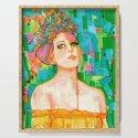 Kelsey Reyé Portrait of Lady by annabellstudio