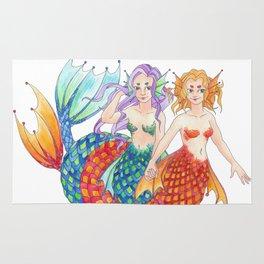 mermaidens Rug