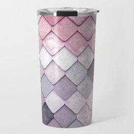 rosa pattern Travel Mug