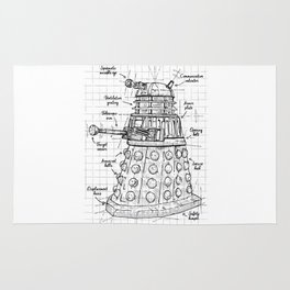 Extermination project Rug