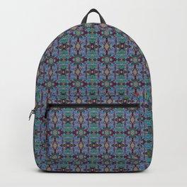 Overshot Pattern Backpack