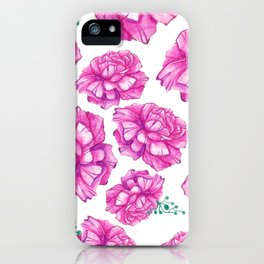 Petals iPhone Case