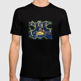Chrono Trigger Camping Scene T-shirt