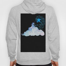 Unicorn black 1 Hoody