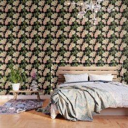 Flora temptation - night Wallpaper
