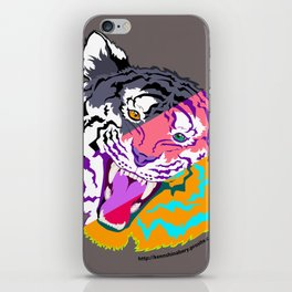 Ultimate Tiger iPhone Skin