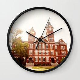 Samford Hall - Auburn University 2 Wall Clock