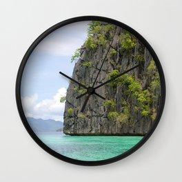 Coron Wall Clock