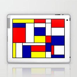 Mondrian #38 Laptop & iPad Skin
