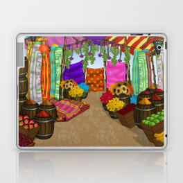 At The Bazaar Laptop & iPad Skin