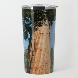 General Sherman Tree Travel Mug