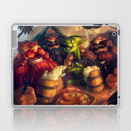 Once Upon a Time in The Tavern Laptop & iPad Skin