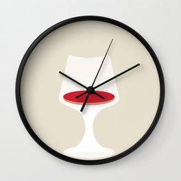 Tulip Chair by Eero Saarinen Wall Clock