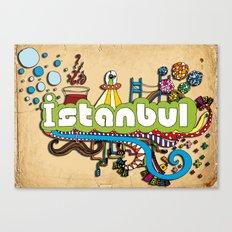 Hilarioustanbul (: Canvas Print