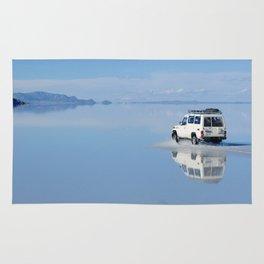 Salar De Uyuni, Bolivia Rug
