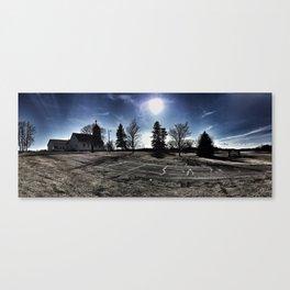 Saint Peters Panorama Canvas Print