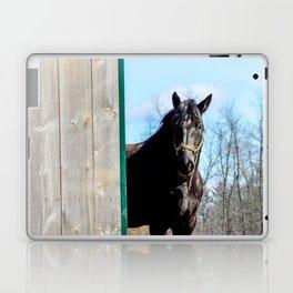 Percheron Horse by Teresa Thompson Laptop & iPad Skin