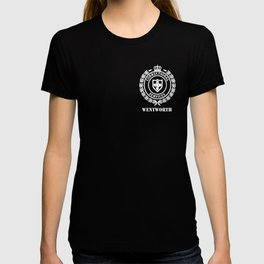 WENTWORTH CORRECTIONAL SERVICES T-shirt