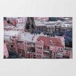 Kiev city Rug