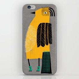 STANDING  BIRDS iPhone Skin