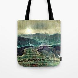 Loch Uisce Casadh Tote Bag