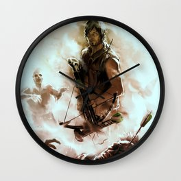 [ Daryl Dixon * Norman Reedus ] the walking dead Wall Clock
