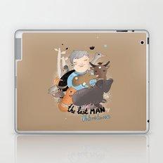 The Last Man in Fukushima Laptop & iPad Skin