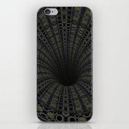 Solemn Drainage iPhone Skin