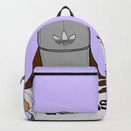 sporty girl Backpack