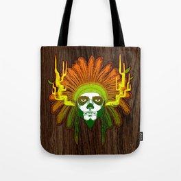Skully Tote Bag