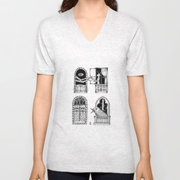 Windows Unisex V-Neck