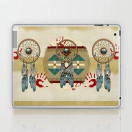 Catching Spirit Native American Laptop & iPad Skin