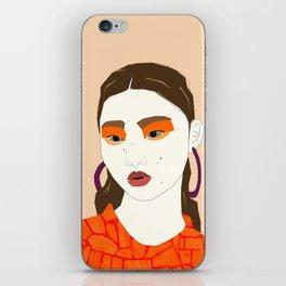 Kim iPhone Skin