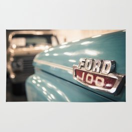 Ford 100 Rug