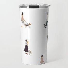 Dog lovers Travel Mug