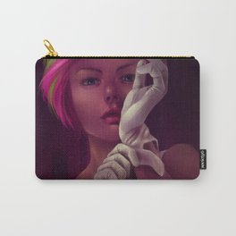 Bad Girl Carry-All Pouch