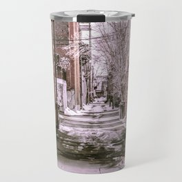 Montreal - Alley Travel Mug