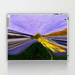 Abstracting Autumn Laptop & iPad Skin