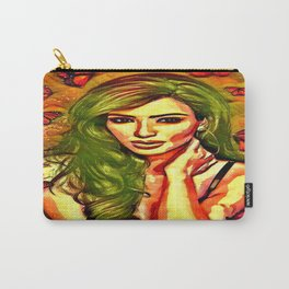 Beauty Of Kim Carry-All Pouch