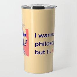 Kant Travel Mug