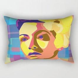 IT'S Billie Holiday Rectangular Pillow