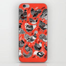 Lil Cluckers iPhone Skin