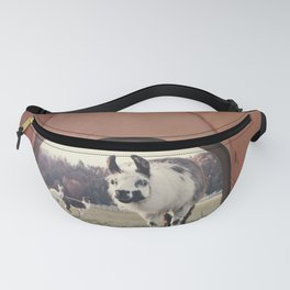 ALPACA  - CAMPING WITH FRIENDS Fanny Pack