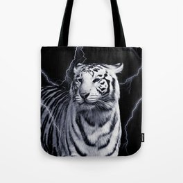 SPIRIT TIGER OF THE WEST Tote Bag
