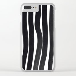 Kit Clear iPhone Case