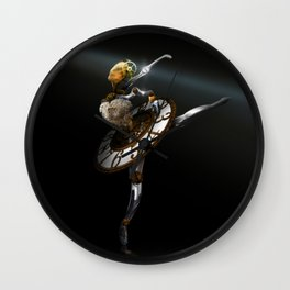 """""""Music Box - The Dance Of Hours"""" Wall Clock"""