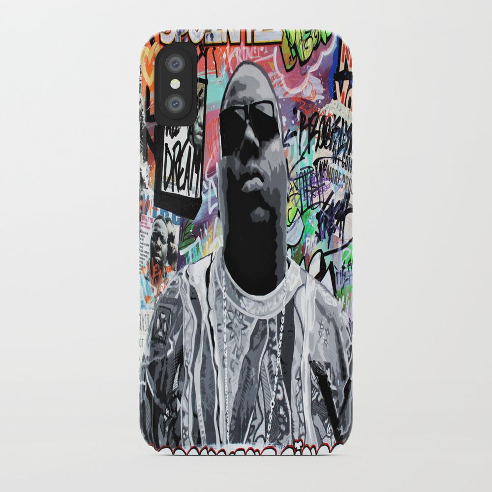 Brooklyns Finest Phone Case by Jbourretpopart PCS6907119